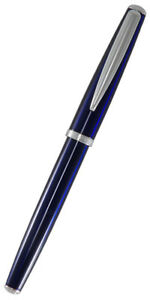 Marquis Claria Roller Ball Pen Black Lacquer Wm 753 blu Free Shipping