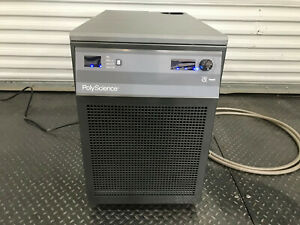 Polyscience Chiller Model 6260p11a113b With Temp Range 10 To 40 Degrees C