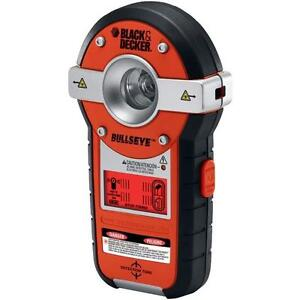Black Decker Bdl190s Horizontal And Vertical Bullseye Auto leveling Line Laser