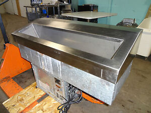 Hd Commercial atlas Metal Industries Ss Refrigerated Condiment Drop In Well