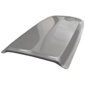Mustang Hood Scoop Fiberglass Gt350 Style Bond On 1965 1966
