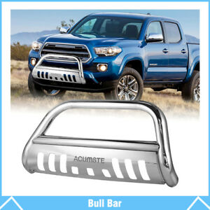 New Bull Bar Push Bumper Grille Grill Guard For 99 06 Toyota Sequoia Tundra