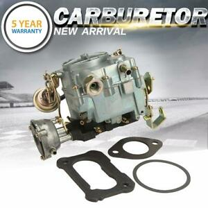 Carburetor Carb Type Rochester 2gc 2 Barrel For For Chevrolet Engn 350 400 Chevy