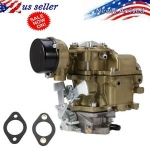 Carburetor For Ford Yf Type Carter 240 250 300 6 Cil 1975 82 1 barrel W gasket