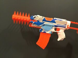 Tactical SPIKED Barrel Twist On Extension Attachment For Nerf Stryfe Modulus  $15.99