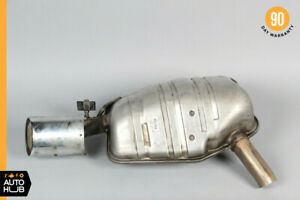 03 08 Mercedes R230 Sl550 Sl600 Amg Exhaust Muffler Tip Right Passenger Side Oem