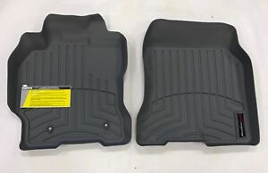 Weathertech Floorliner For Toyota Prius 2004 2009 1st Row Grey