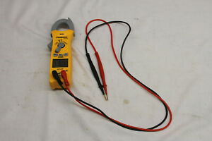 Fieldpiece Sc260 Compact Clamp Meter True Rms Magnet cr