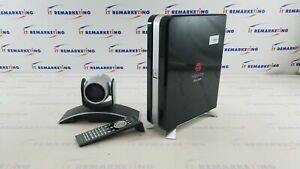 Polycom Hdx 7000 Hd Video Conference System 2201 27284 001 W Extra Accessories