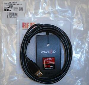 Rf Ideas Rdr 7580aku Wave Id Smart Card Reader Writer New