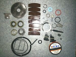 Snap On Pt850 Tune Up Kit With Bearings And Air Inlet System Repair Kit