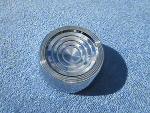 1961 Chevy Biscayne Steering Wheel Horn Button Cap
