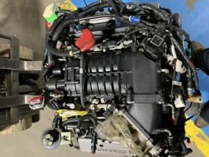 Engine 5 4l Vin S 8th Digit Supercharged Fits 07 09 Mustang 984346