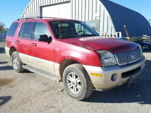 Console Front Floor Xlt With Rear Ac Registers Fits 04 05 Explorer 1868591