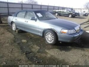 Console Front Roof From 12 02 02 Fits 03 Lincoln Town Car 1919211