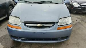 Chassis Ecm Driver Assist Low Tire Pressure Indicator Fits 08 11 Aveo 1882593