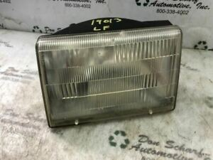 Driver Left Headlight Fits 96 98 Grand Cherokee 327375