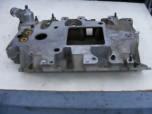 Gm 3 8 Liter Lower Intake Manifold For Blower 97 05 In Good Condition