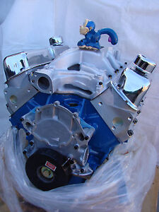 351w Stroker 408 Ford Crate High Perf Balanced Engine With Aluminum Heads