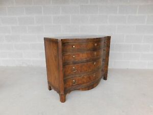 Drexel Heritage American Tour Regency Style 4 Drawer Chest 39 W X 31 H