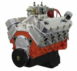 Crate Engine Bbc 632 815hp Dressed Model