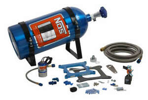 Nitrous Oxide Systems Dry Bigshot Nos Plate Kit 4150 Pro Series