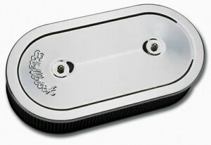 Oval Air Cleaner For Dual Quads