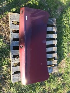 1979 1993 Mustang Trunk Lid Coupe Sedan Notchback Lx Oem