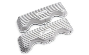 Valve Cover Kit Classic Finned Chevy 348 409