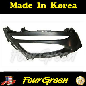 Front Bumper Side Moulding Right For Kia 2013 Optima