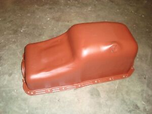 Ford bobcat Industrial Engine Ksg 416 1 6l Model 2274e Oil Pan D0ry6675c used