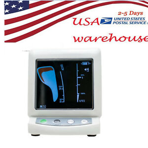 Us Color Lcd Dental Endodontic Apex Locator Root Canal Meter Clinic Type Dentist