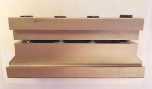 Iscar Sgtbn 25 4 6 Indexable Cut Off Blade Tool Block Reversible 1 f0025
