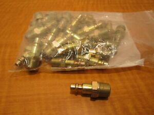 30 Foster P361 Pneumatic Air Fittings Male 3 8 Npt Plugs New