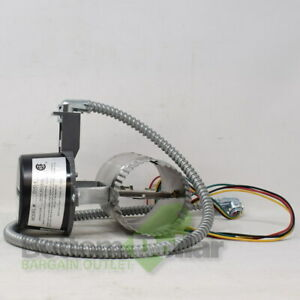 Field Controls Gvd 4 Gas Vent Damper 24v 60hz 80ma With Wiring Harness