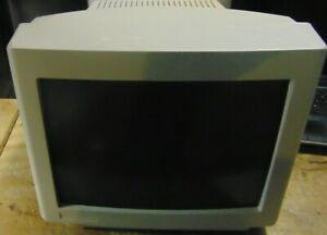 Vintage Communications Impact 1556 Color Monitor