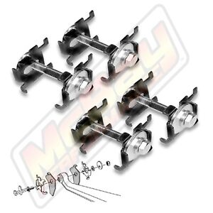 Front Alignment Camber Caster Correction Kit 2002 2005 Ram 1500 4x4 2wd 44 792