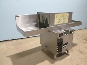glas Tender Gt 18 Commercial Hd nsf Under Counter Low temp Bar Glass Washer