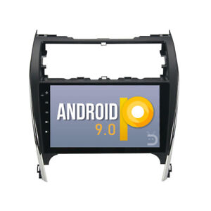 10 2 Android 9 0 Car Stereo Gps Navi For 2012 2014 Toyota Camry Radio