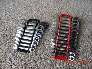 Gearwrench Stubby Rachet Sets 20 Piece New