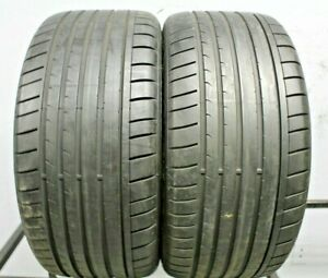 Two Used 275 30r20 2753020 Dunlop Sp Sport Maxx Gt Dsst Bmw 6 32 A59