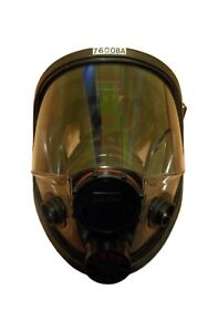 North Half Z760008a Full Face Respirator Medium large Black Brand New