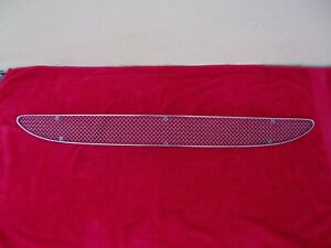 07 10 Mercedes W221 S450 S550 S600 Carlsson Front Bumper Stainless Grille