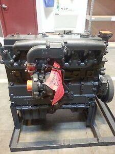 Caterpillar Remanufactured Diesel Engines 3056c Arr 176 3166 176 3165