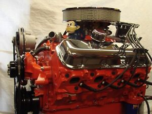 396 Chevy Turn Key Chevelle Camaro Corvette High Perf Big Block Crate Bb Engine