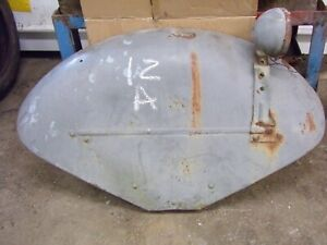 Original Fender Ford Tractor 8n Naa Nab Jubilee Rear Tail Light 12a