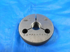 49 32 Ns 2 Thread Ring Gage 430 No Go Only P d 4861