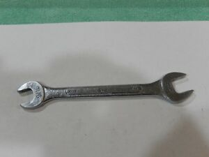 Sk S K Wayne 9 16 5 8 Double Open End Wrench O 1820 Made In Usa