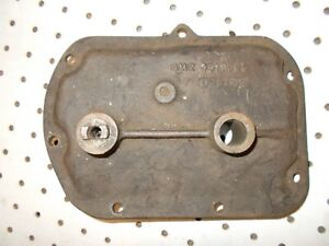 67 Corvette Camaro Chevelle Nova Chevy Saginaw 3 Speed Transmission Side Cover