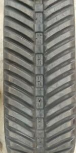 9 8 Rubber Track For Bobcat Mt85 Cat Ms010 Ditch Witch Xt850 Gehl M135 Mb165